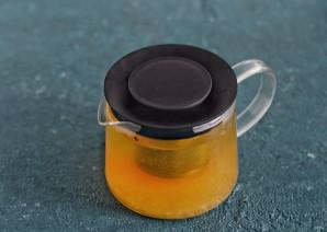 Холодный чай с мятой - фото шаг 3