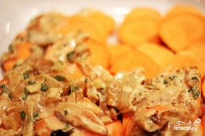 Картофельная запеканка без сыра - фото шаг 2