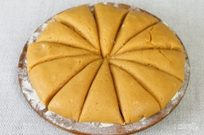 Арахисовый торт - фото шаг 9