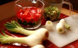 Курица терияки с овощами - фото шаг 2