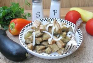 Закуска из баклажанов без уксуса - фото шаг 10