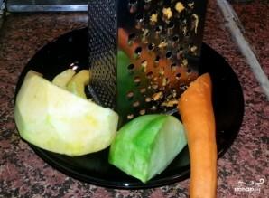 Салат из тыквы и моркови - фото шаг 2