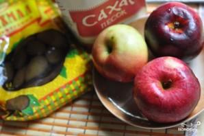 Яблочный кисель - фото шаг 1