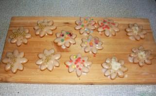 Рождественское печенье с имбирем - фото шаг 6