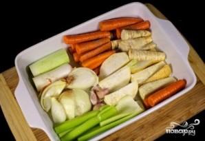 Овощной бульон диетический - фото шаг 2