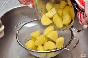 Пюре картофельное с молоком - фото шаг 2