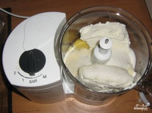 Творожная запеканка с бананом в духовке - фото шаг 1