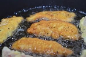 Куриное филе в кляре - фото шаг 4