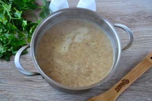 Суп пюре из гречки - фото шаг 8