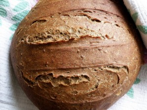 Хлеб пшенично-ржаной - фото шаг 6