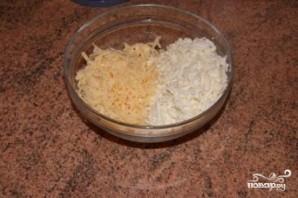 Сырный пирог из слоеного теста - фото шаг 1