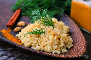 Рис с куркумой - фото шаг 6