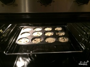 Куриные маффины с сыром - фото шаг 4