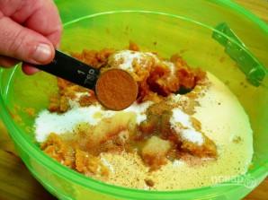 Рецепт картофельного пирога в духовке - фото шаг 1