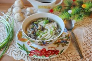 Грибной суп по-китайски - фото шаг 10
