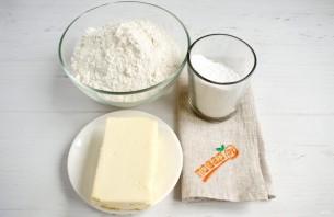 """Печенье """"3 ингредиента"""" - фото шаг 1"""