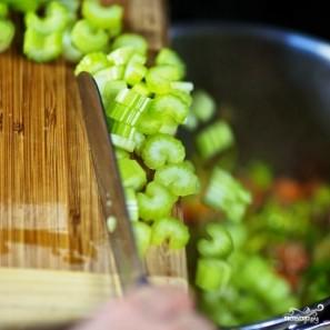 Мидии с овощами в белом вине - фото шаг 10