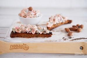 Рийет из лосося с миндалём - фото шаг 5