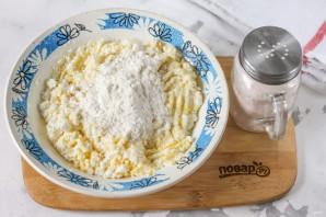 Сырники с содой - фото шаг 3