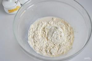 Домашние пирожки c капустой - фото шаг 3
