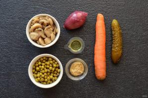 Баварский салат - фото шаг 1