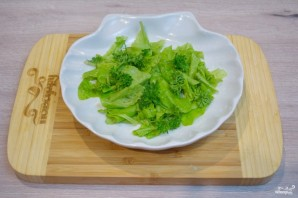 Салат с индейкой и помидорами - фото шаг 1