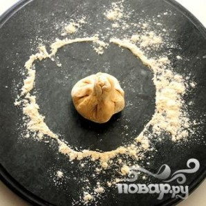 Индийский хлеб - фото шаг 7