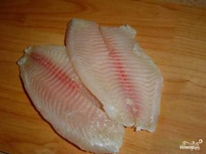 Рыба по-мончегорски - фото шаг 1