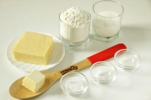 Сырные сконы - фото шаг 1