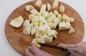 Яблочное пюре для малышей - фото шаг 2