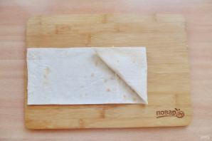 Ленивые пирожки с яблоками - фото шаг 7