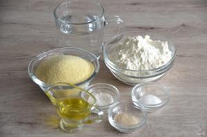 Марокканский хлеб - фото шаг 1
