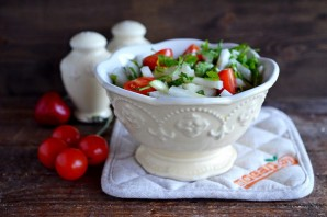 Андалузский салат - фото шаг 4