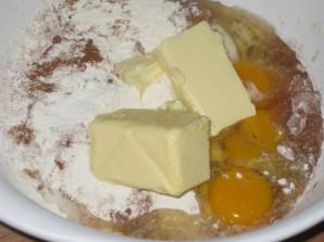 """Торт """"Hутела"""" - фото шаг 1"""