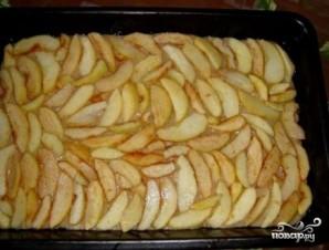 Яблочный пирог на растительном масле - фото шаг 7