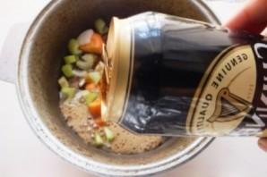 Ирландское рагу с пивом  - фото шаг 6