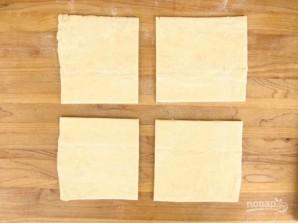 Яблочные слойки с корицей - фото шаг 3
