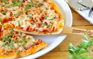 Пицца с морковью - фото шаг 14