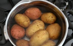 Картофельное тесто для зраз - фото шаг 1