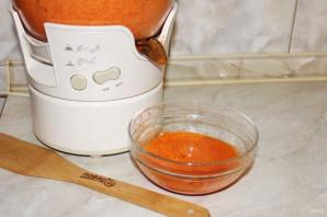 Морковный напиток - фото шаг 4