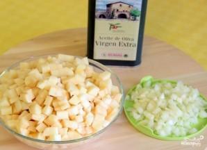 Овощи по-итальянски - фото шаг 1