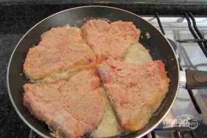 Мясо по-милански - фото шаг 5