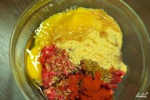 Люля-кебаб на сковороде - фото шаг 1