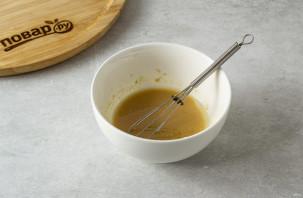 Салат с рукколой и тофу - фото шаг 3