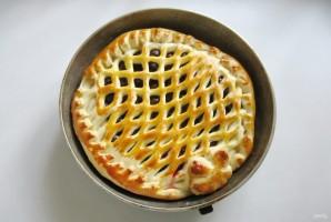 Сдобный пирог с черешней - фото шаг 11