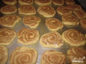 "Печенье ""Спиральки"" - фото шаг 7"