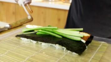 Суши с курицей - фото шаг 3