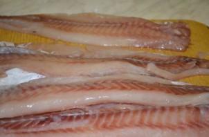 Рыба под молочным соусом - фото шаг 2