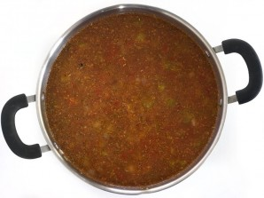Сытный и питательный овощной суп - фото шаг 3