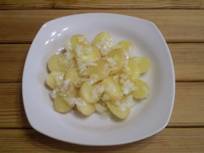 Картофель по-андалузски - фото шаг 7